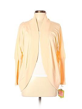 DownEast Basics Cardigan Size L