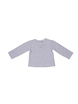 Lili Gaufrette Long Sleeve T-Shirt Size 1 YEAR