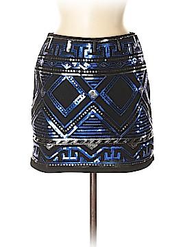 Peachpuff Formal Skirt Size M
