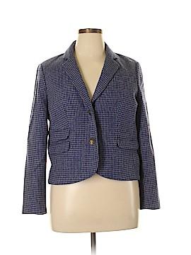 Lands' End Wool Blazer Size 16 (Petite)