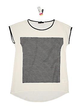 Metaphor Short Sleeve Blouse Size XS