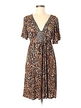M U.S.A. Casual Dress Size M