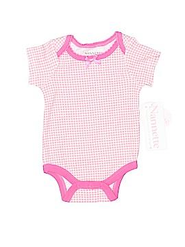 Nannette Short Sleeve Onesie Size 0-3 mo