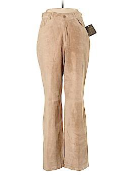 Brandon Thomas Leather Pants Size 12