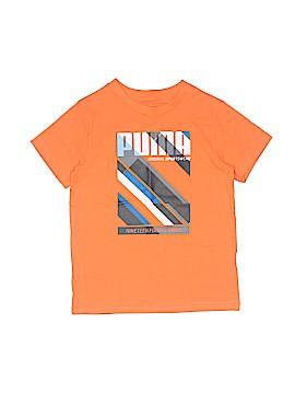 Puma Short Sleeve T-Shirt Size 6