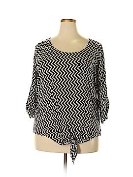 Cato 3/4 Sleeve Blouse Size 20 (Plus)