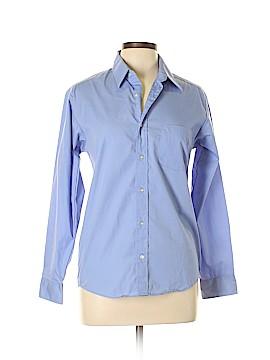 Van Heusen Long Sleeve Button-Down Shirt Size 18 (Plus)
