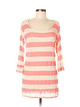 Pink Blush Long Sleeve Top Size M