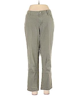 Jag Jeans Linen Pants Size 12