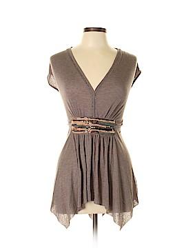 Deletta Short Sleeve Blouse Size L