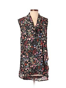 Boohoo Boutique Short Sleeve Blouse Size 4