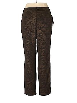 Gloria Vanderbilt Jeggings Size 16 (Plus)