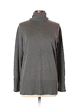 DG^2 by Diane Gilman Turtleneck Sweater Size XL