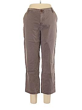 Maurices Khakis Size 13 - 14