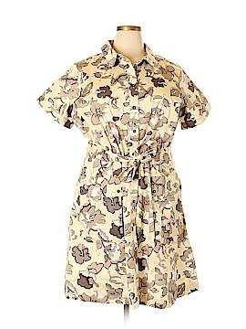 Isaac Mizrahi LIVE! Casual Dress Size 18 (Plus)