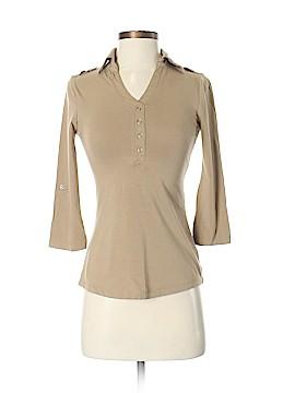 Suzy 3/4 Sleeve Polo Size S