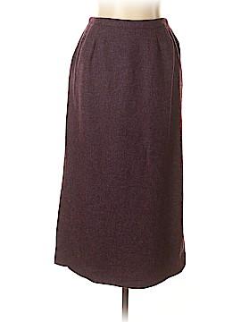 Laura Ashley Wool Skirt Size 10