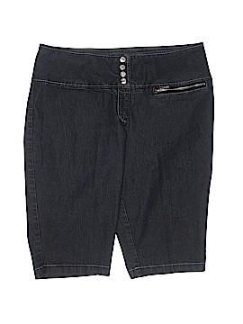 Bisou Bisou Denim Shorts Size 16