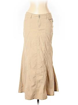 Bisou Bisou Denim Skirt Size 10
