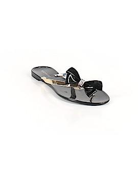 Bamboo Flip Flops Size 7