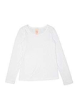 Faded Glory Long Sleeve T-Shirt Size 10 - 12