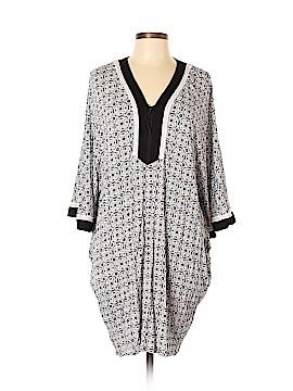 Ellen Tracy 3/4 Sleeve Top Size Lg - XL