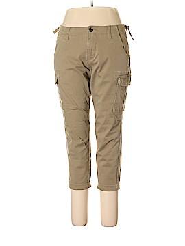 Jag Jeans Cargo Pants Size 14 (Petite)