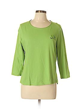 Liz Claiborne 3/4 Sleeve T-Shirt Size XL