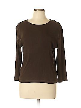 Lauren by Ralph Lauren Long Sleeve T-Shirt Size XL