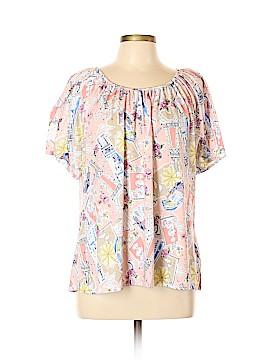 Cathy Daniels Short Sleeve T-Shirt Size XL (Plus)