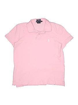 Ralph Lauren Short Sleeve Polo Size L (Kids)