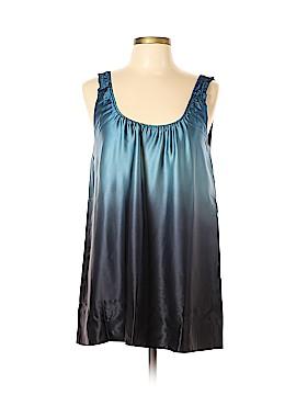 DKNYC Sleeveless Silk Top Size 10