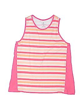 Lands' End Sleeveless T-Shirt Size 14