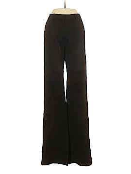 Rachel Zoe Leather Pants Size 6