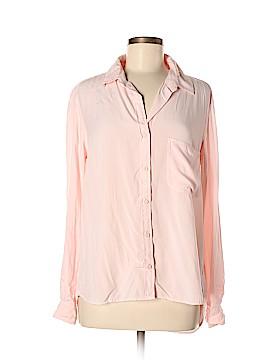 Sam & Lavi Long Sleeve Button-Down Shirt Size M