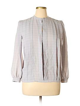 Liz Baker Long Sleeve Blouse Size 14