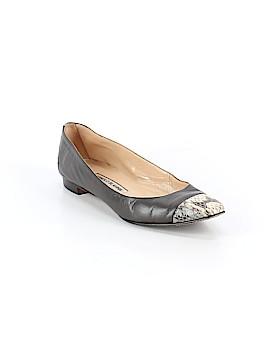 Manolo Blahnik Flats Size 36.5 (EU)