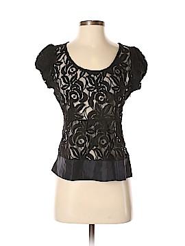 Moulinette Soeurs Short Sleeve Blouse Size 4
