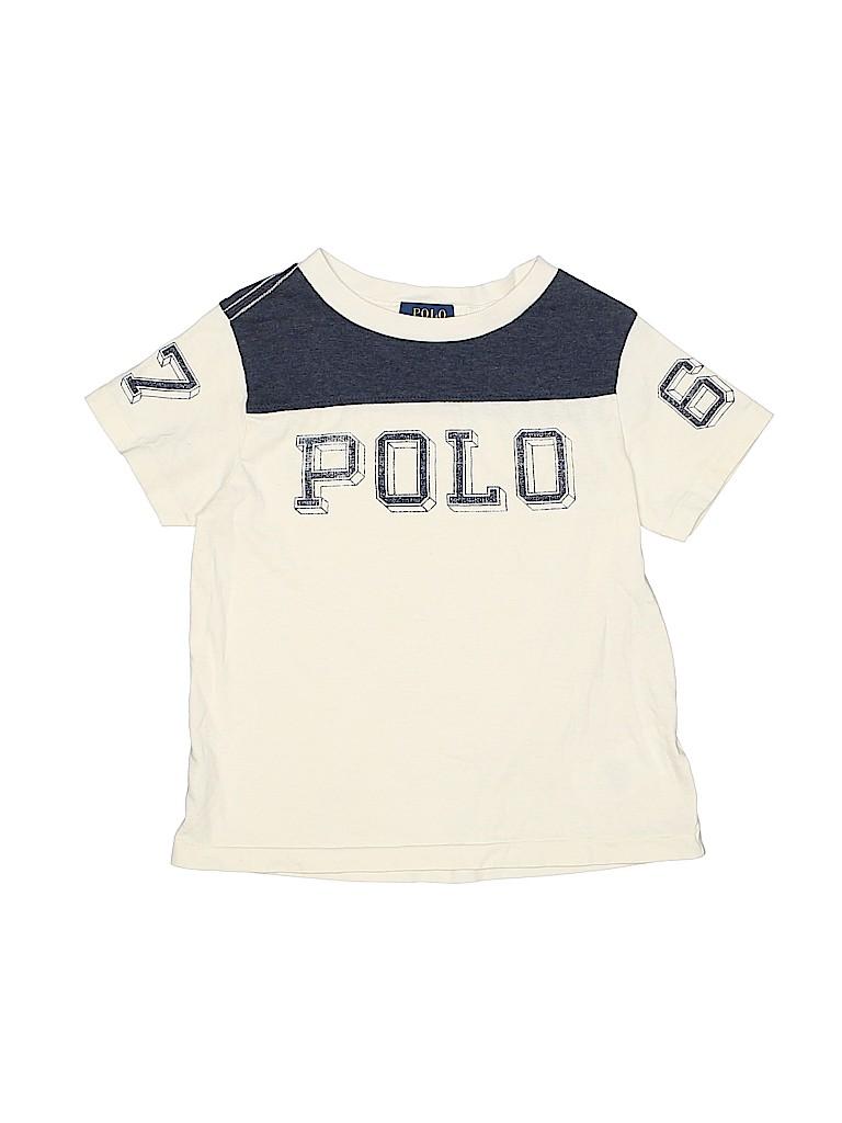 f9d11702c Polo by Ralph Lauren 100% Cotton Graphic Color Block Beige Short ...