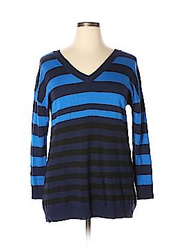 Caslon Pullover Sweater Size L (Petite)
