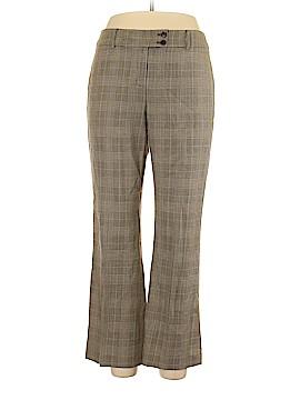 AK Anne Klein Wool Pants Size 12 (Petite)