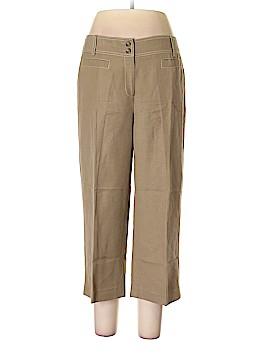 Kasper Linen Pants Size 10