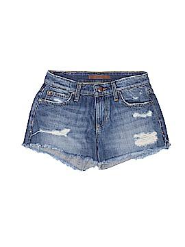 Joe's Garb Denim Shorts 24 Waist