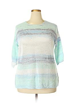 Purejill Pullover Sweater Size 1X (Plus)