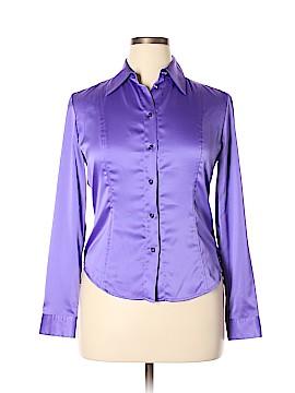 Dana B. & Karen Long Sleeve Blouse Size 10