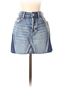 PacSun Denim Skirt 24 Waist