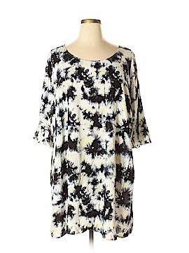 Free 2 luv Casual Dress Size 1X (Plus)