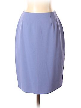 Linda Allard Ellen Tracy Casual Skirt Size 2 (Petite)