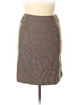 Focus 2000 Wool Skirt Size 16