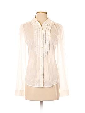 Proenza Schouler for Target Long Sleeve Button-Down Shirt Size S